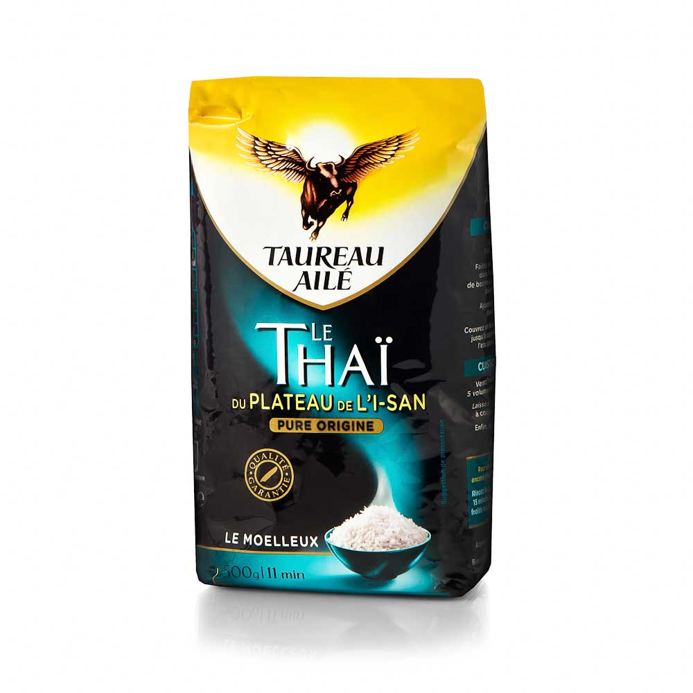 Ryžiai Thai TAUREAU AILE, 500 g