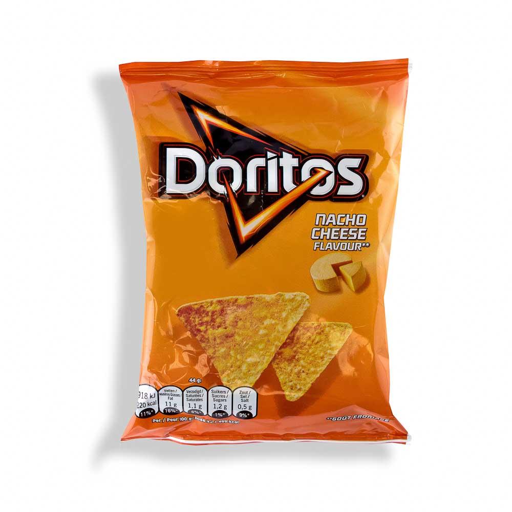 Kukurūzų traškučiai DORITOS, sūrio skonio 44g
