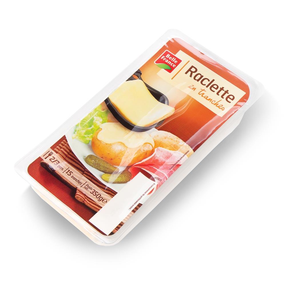 Sūris griežinėliais RACLETTE, 350g