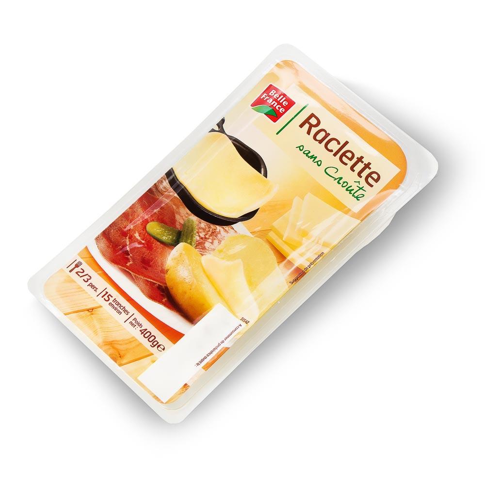 Sūris RACLETTE be žievelės, 400g