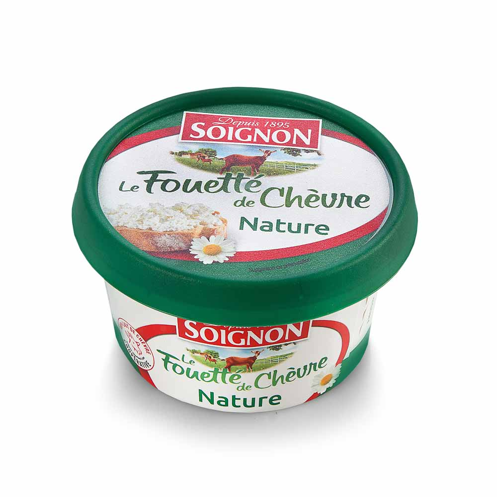 Kreminis ožkos pieno sūris SOIGNON, 140g