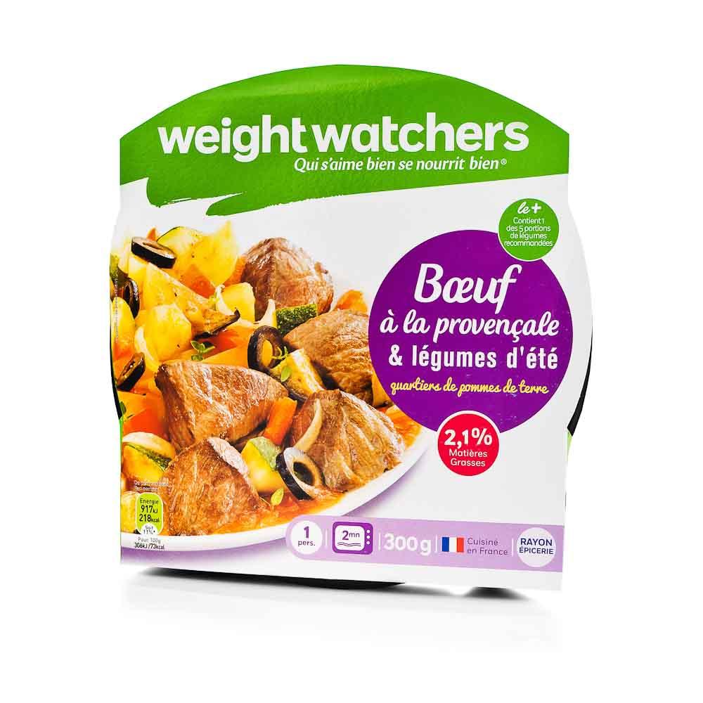 Jautiena su daržovėmis WEIGHT WATCHERS, 300g