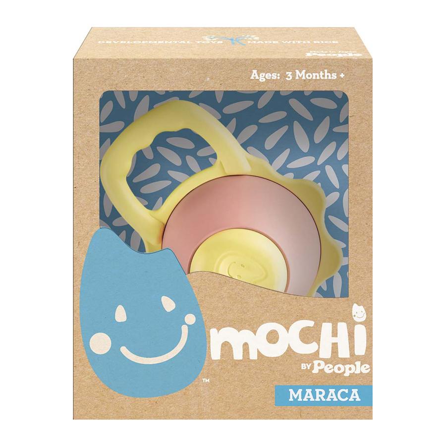 Raminantis kramtukas MOCHI Maraca, nuo 3 mėn., 1 vnt.