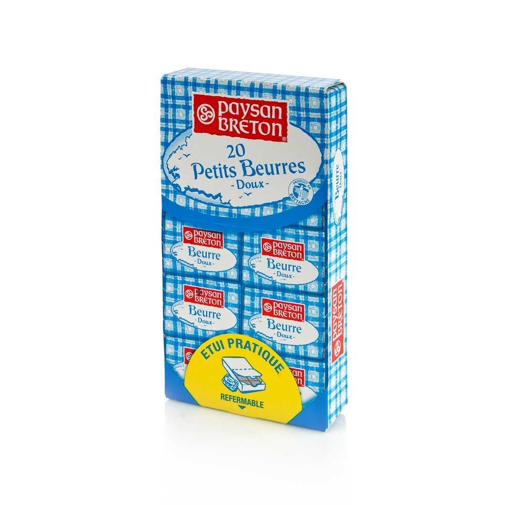 Saldžios grietinėlės sviestas PAYSAN BRETON 82% riebumo, 20×10