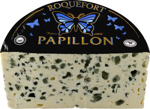 Sūris ROQUEFORT PAPILLON Black label 52%