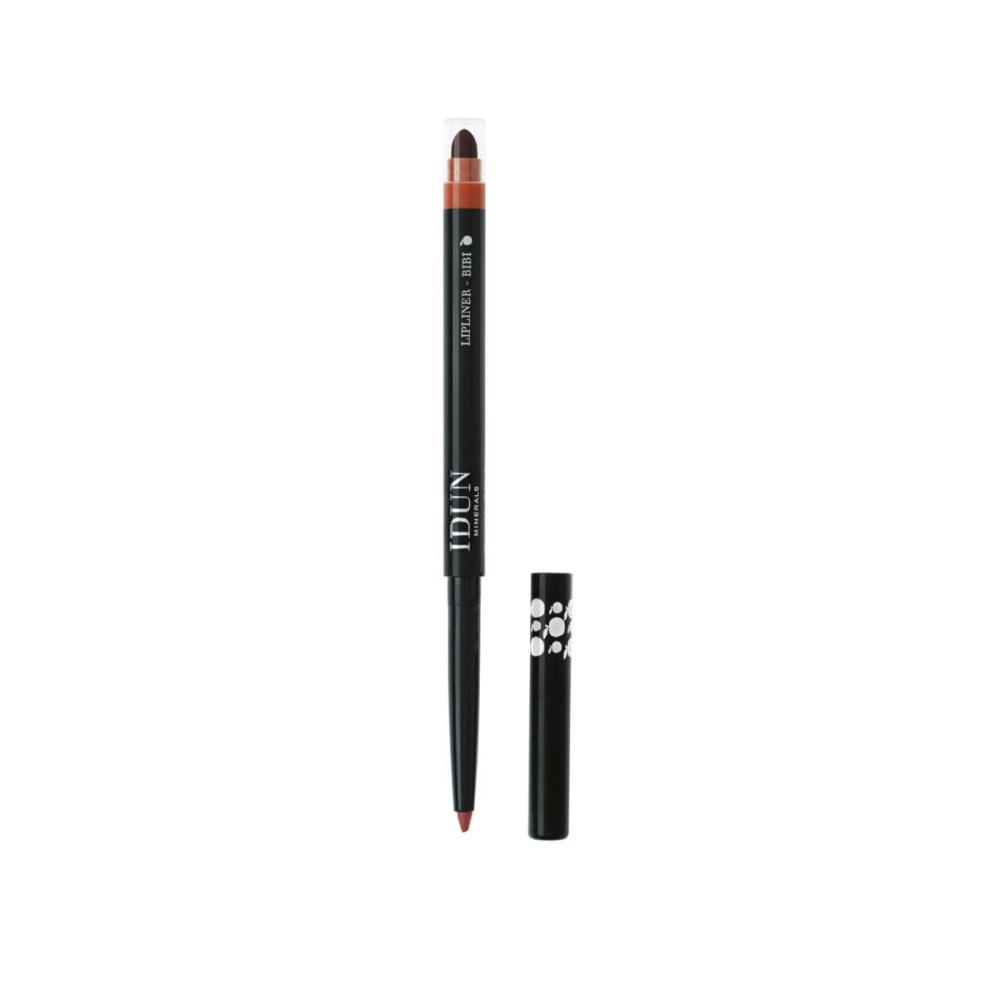 Lūpų pieštukas IDUN Minerals Bibi (smėlio spalvos Nr. 6303), 0,3 g