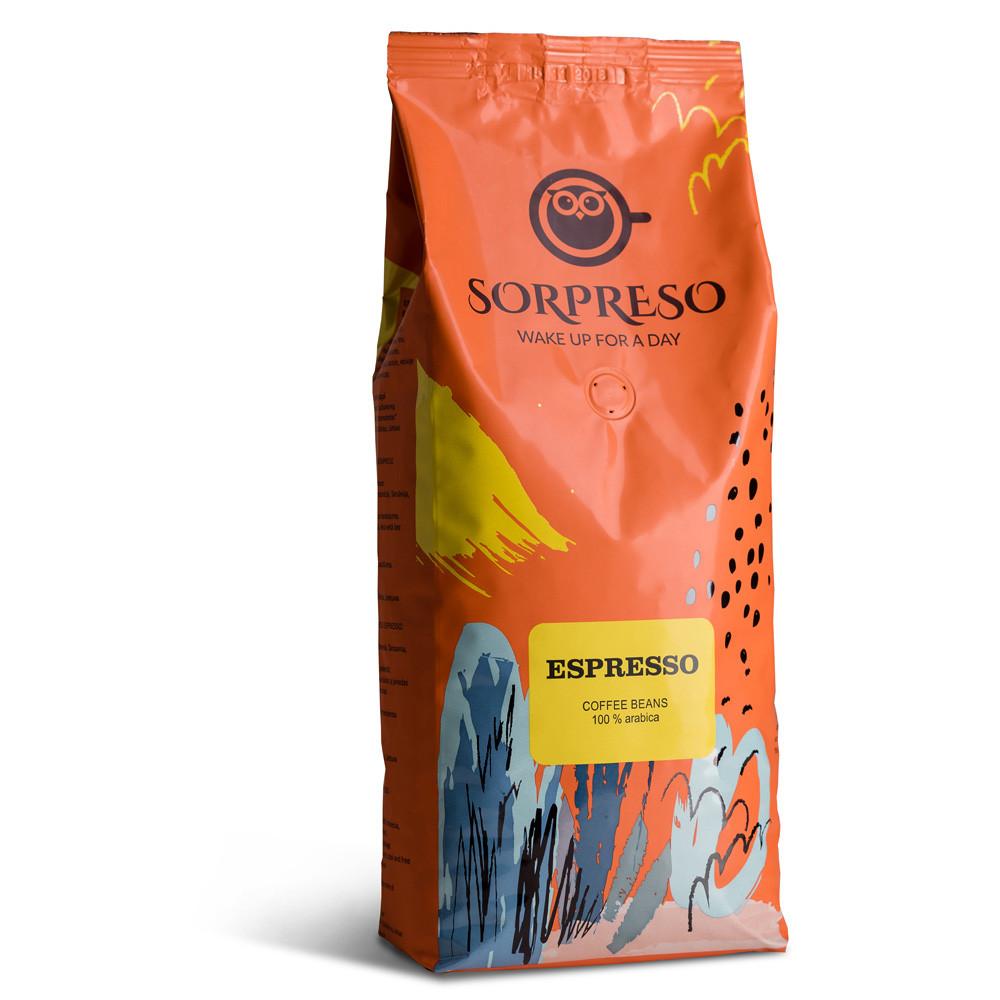 Kava SORPRESO Espresso (250 g)