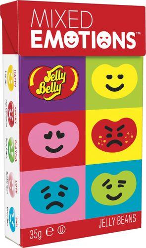 Saldainiai JELLY BELLY Mixed emotions dėžutėje, 35g