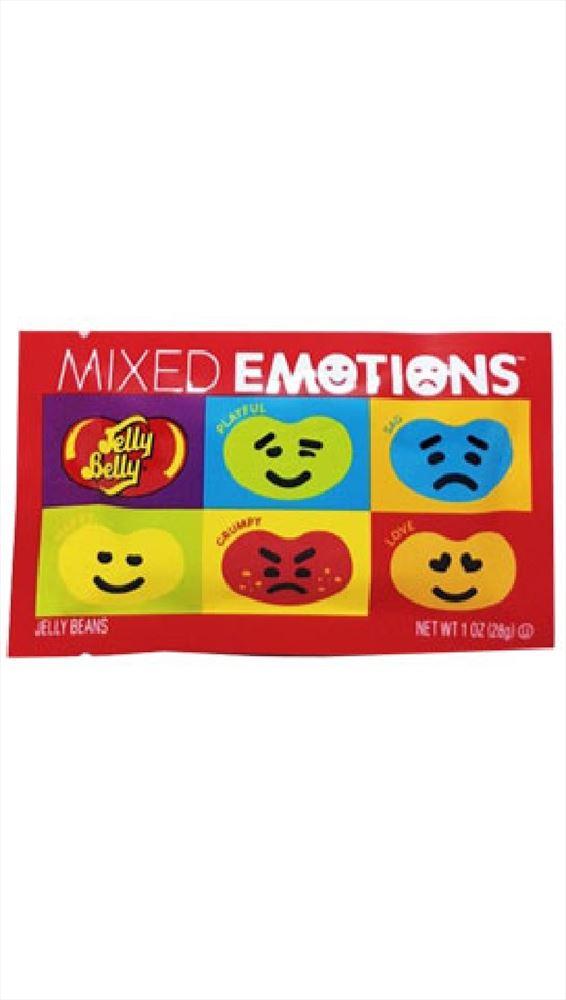Saldainiai JELLY BELLY Mixed emotions, 28g