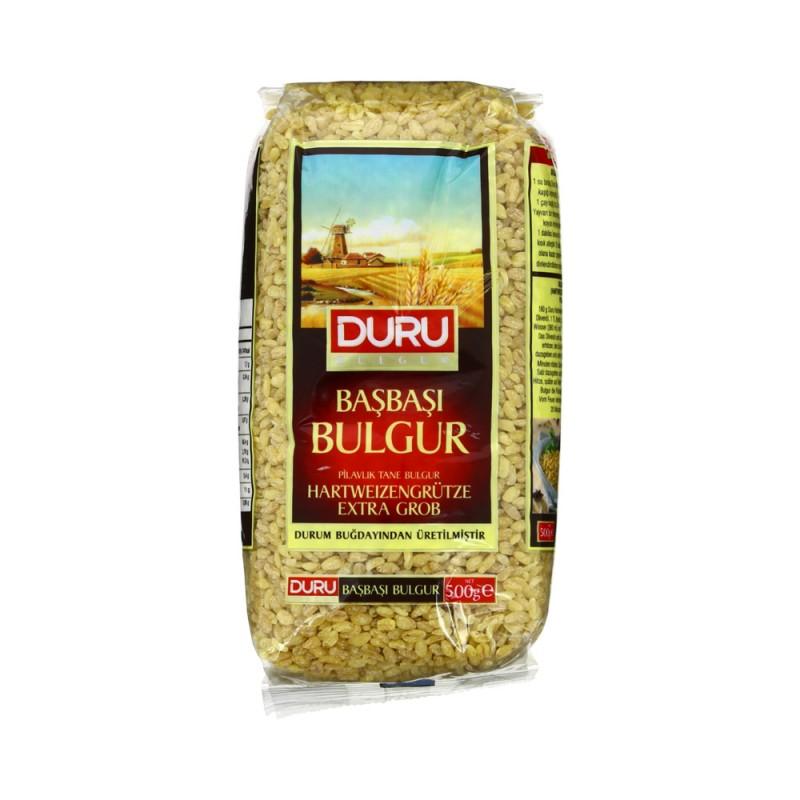 Kruopos Bulgur stambios, Duru,500g