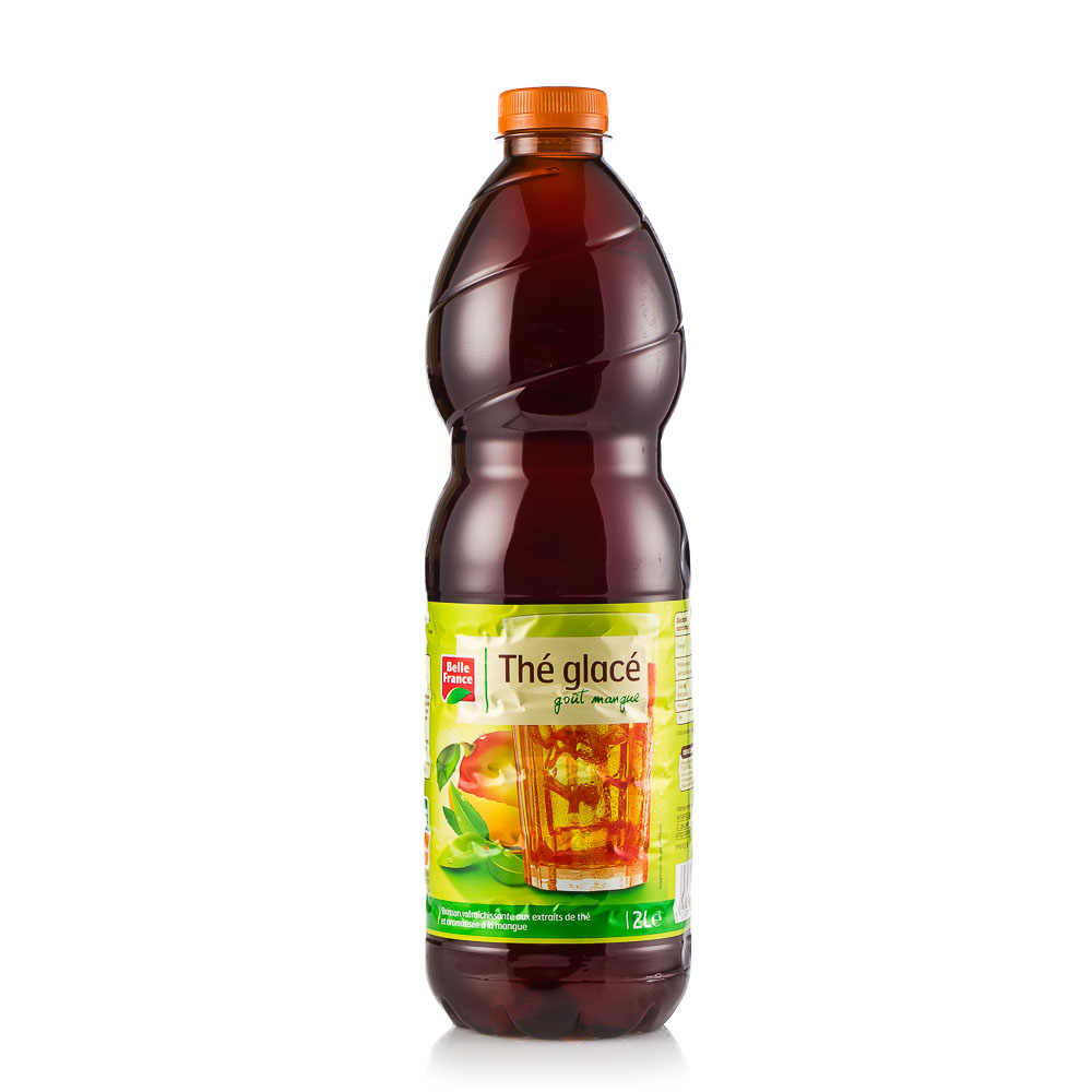 Arbatos gėrimas BELLE FRANCE mango skonio 2L