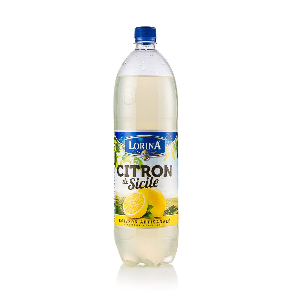 Sicilijos citrinų gėrimas LORINA 1,5L