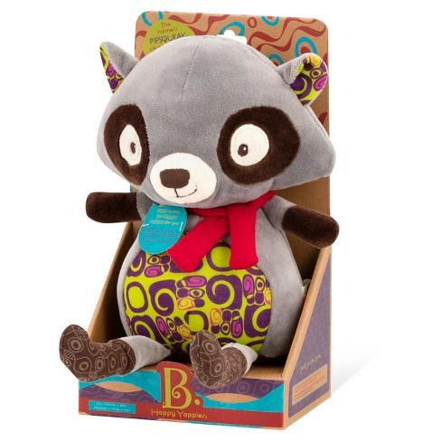 Kalbantis žaisliukas meškėnas B-TOYS Talk Back Raccoon (BX1514ZBT), 1 vnt.