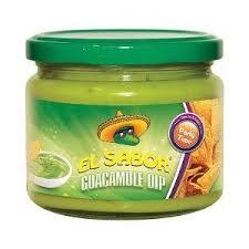 Guacomole padažas El Sabor 300g