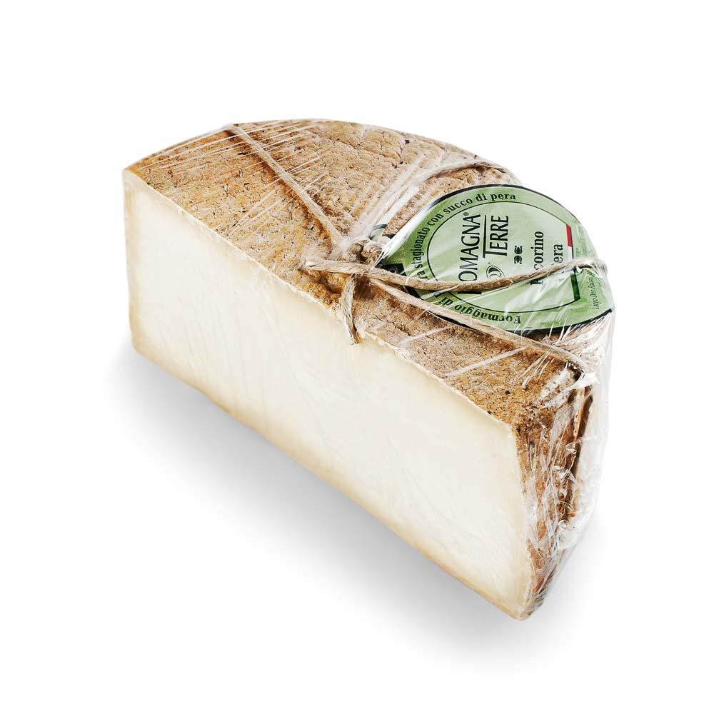 Avių pieno sūris PEKORINO SU kriaušėmis