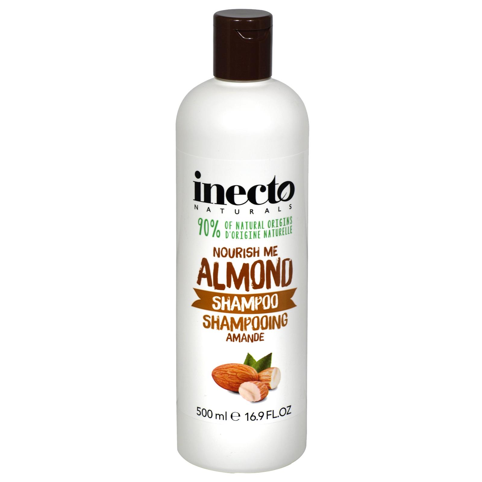Šampūnas INECTO ALMOND su migdolų aliejumi, 500 ml