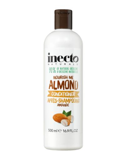 Kondicionierius INECTO ALMOND su migdolų aliejumi, 500 ml