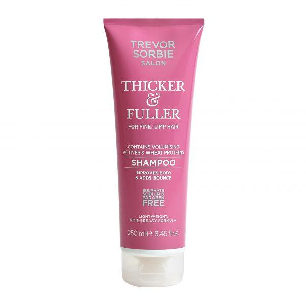 Plaukų apimtį didinantis šampūnas TREVOR SORBIER SALON, 250ml