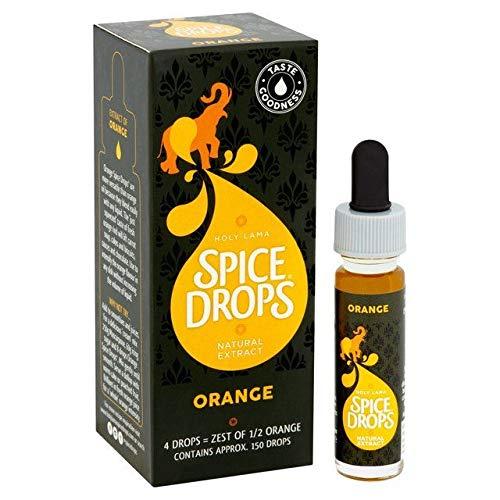 Apelsinų ekstrakto prieskoniniai lašai, SPICE DROPS, 5 ml