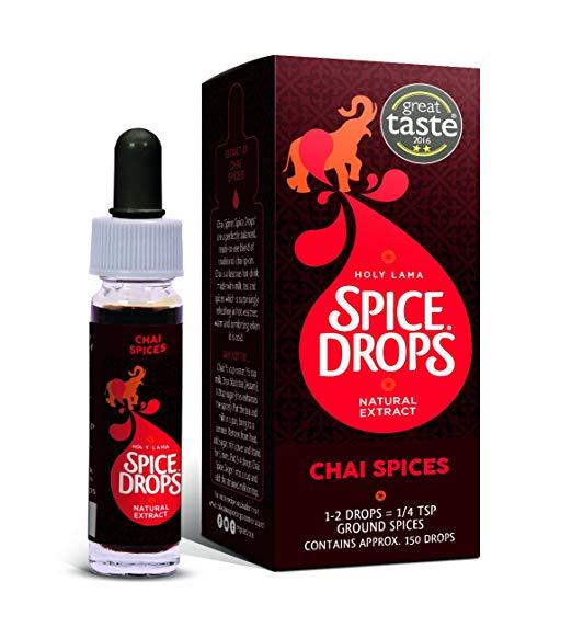 Prieskoniniai lašai arbatai, SPICE DROPS, 5 ml