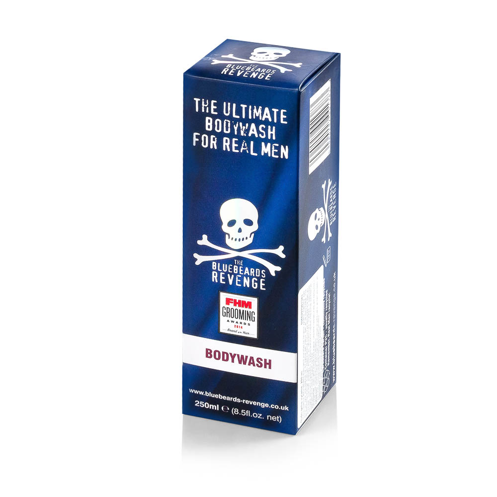 Dušo gelis vyrams  THE BLUEBEARDS REVENGE, 250 ml