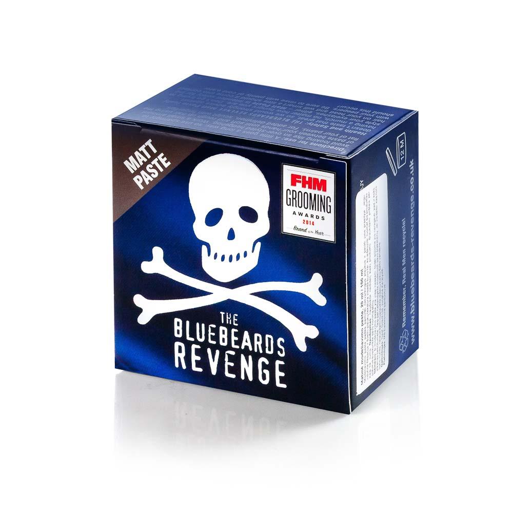 Matinė modeliavimo pasta THE BLUEBEARDS REVENGE, 100 ml.