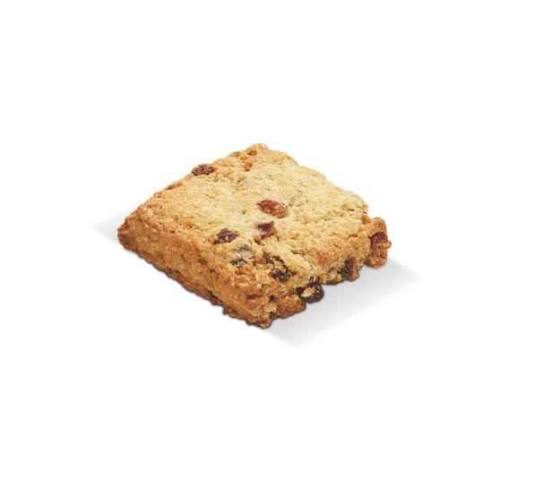 Avižinis sausainis su uogomis ir sviestu, 80g