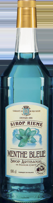 Mėtų skonio sirupas SIROP RIEME 1L