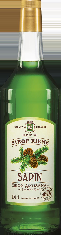 Sirupas SIROP RIEME PINE FOREST 1L