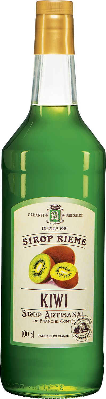 Kivių skonio sirupas SIROP RIEME 1L
