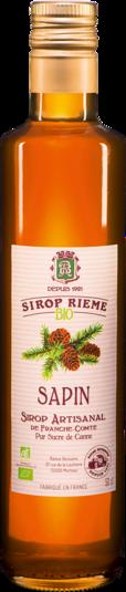 Ekologiškas sirupas SIROP RIEME PINE FOREST 0,50L