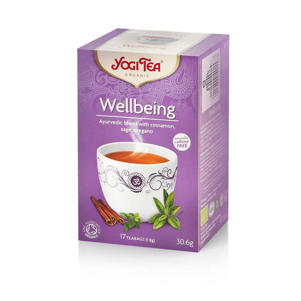 Geros savijautos arbata,Yogi Tea,30,6g