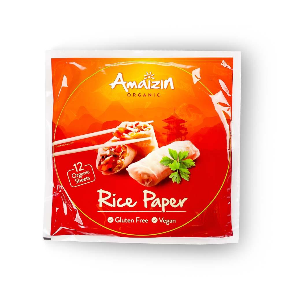 Ekologiškas ryžių popierius AMAIZIN 110g