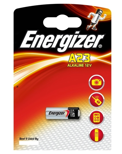 Alkaline baterija Energizer Miniature A23/E23A FSB-1 , 1 vnt