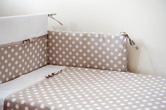 Apsauga lovytei, 60x60x60cm, Burbulai, Vilaurita (579)