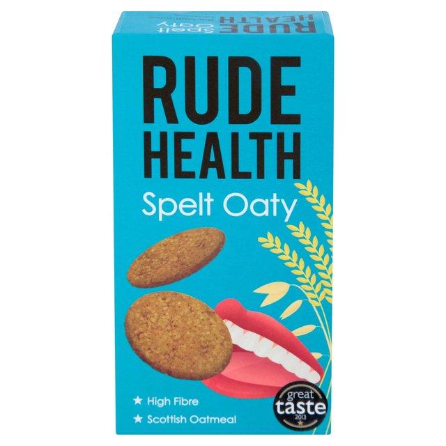 AVIŽŲ IR SPELTOS sausainiai Rude Health, 200g