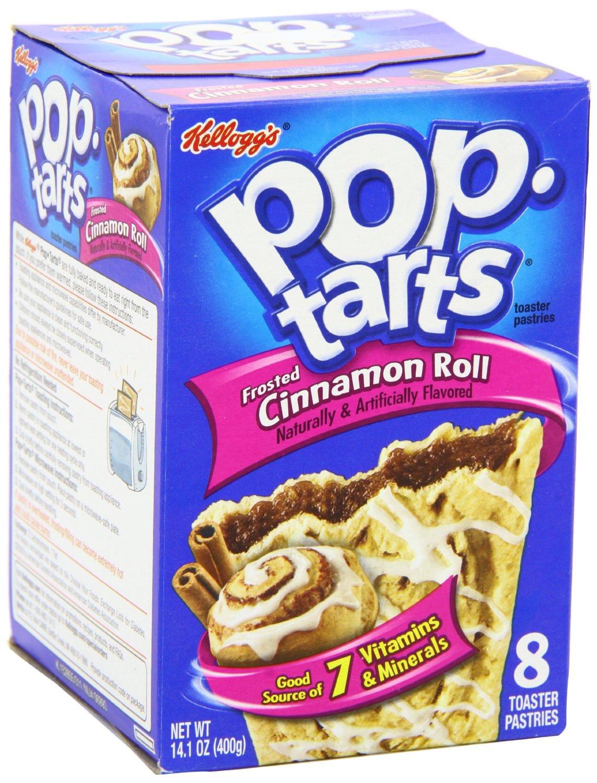 CINAMONINIAI POP TARTS, 400g