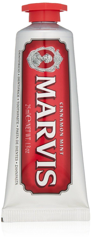 CINAMONO IR METŲ skonio dantų pasta, Marvis 25 ml
