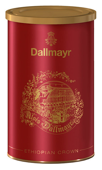DALLMAYR Ethiopian Crown malta kava, 250g (skardinė)