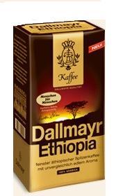 DALLMAYR Ethiopija malta kava, 500g
