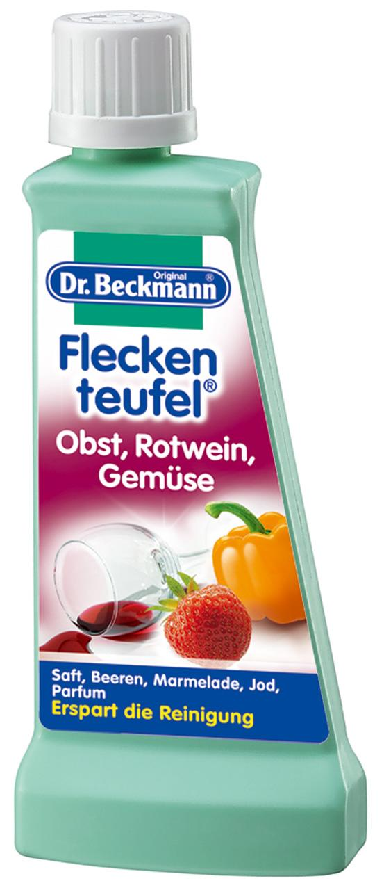 Dr. Beckmann dėmių valiklis (vaisiai, vynas, marmeladas), 50ml