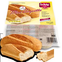 Duona Bagete be gliuteno SCHAR Mini Baguette, 150g