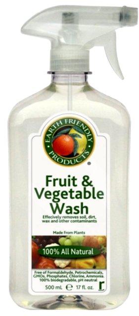 EARTH FRIENDLY PRODUCTS vaisių ir  daržovių ploviklis, 500ml