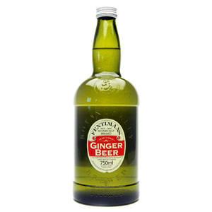 FENTIMANS Ginger Beer Nealkoholinis imbierinis alus,750ml