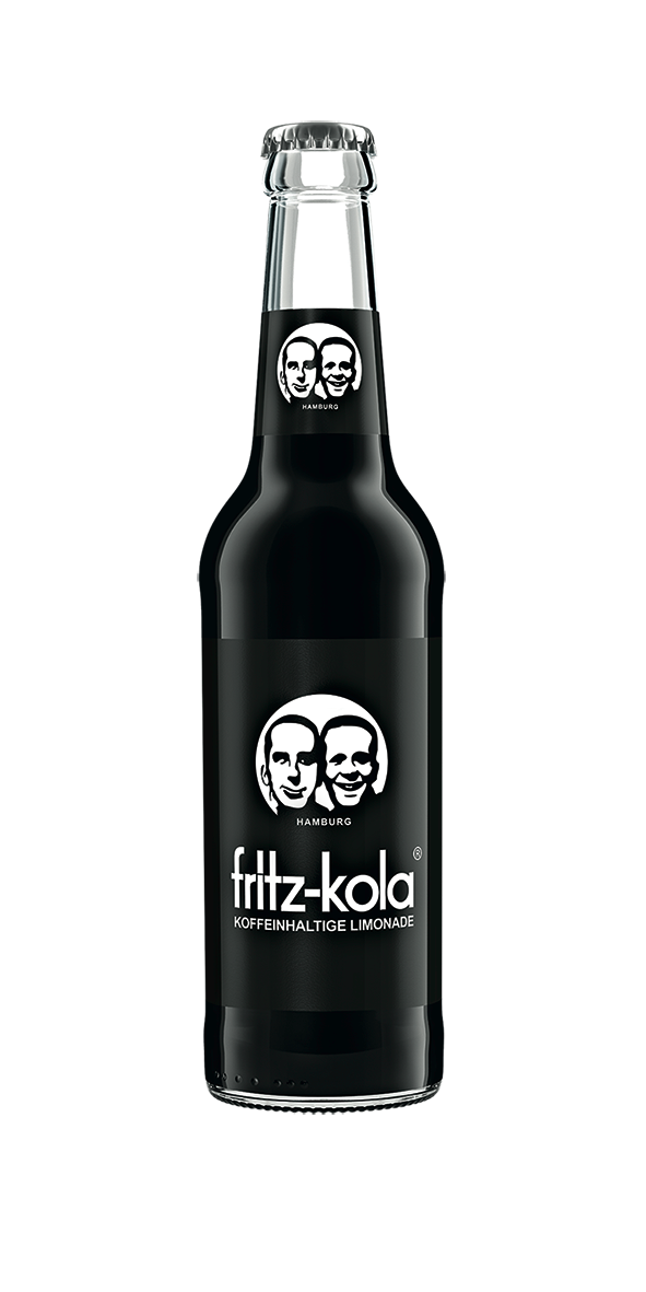 Gazuotas gėrimas FRITZ-KOLA, 0,33l