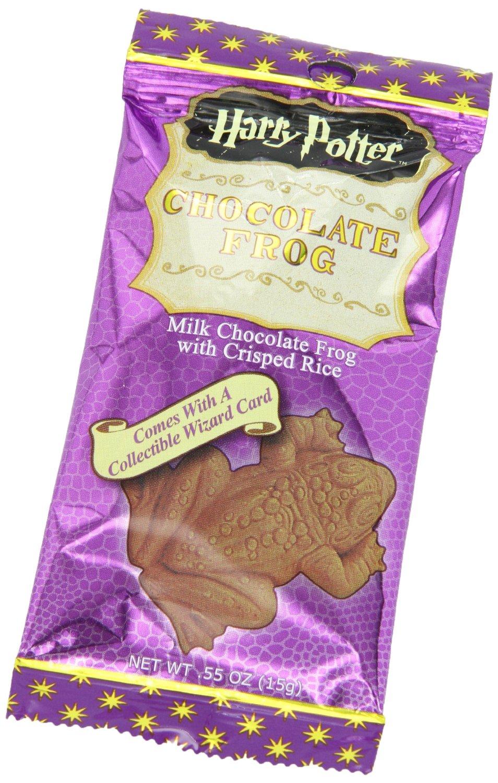Hario Poterio Šokoladinė varlė, HARRY POTER Chocolate Frog, 15 g