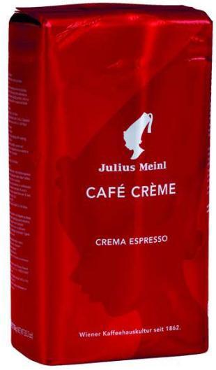 JULIUS MEINL crema espresso kavos pupelės,  1000g