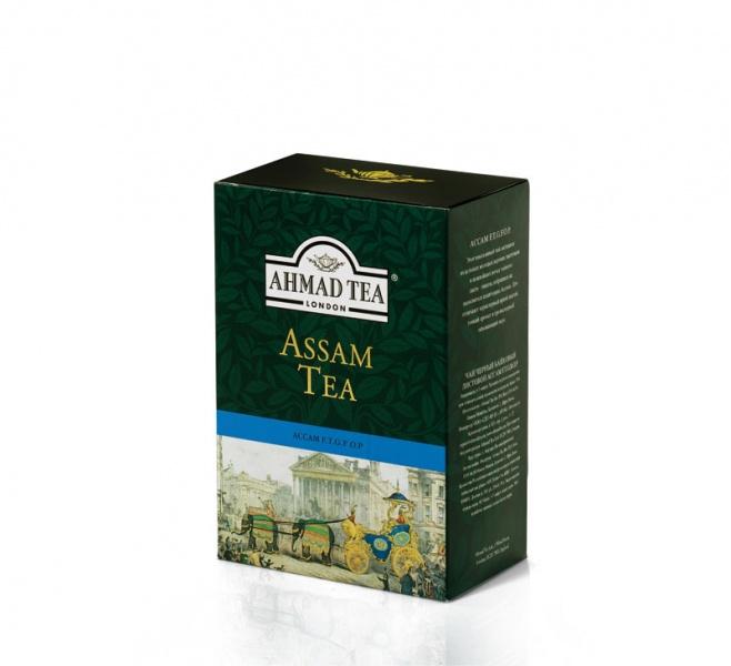 Juodoji arbata ASSAM TEA, 100g