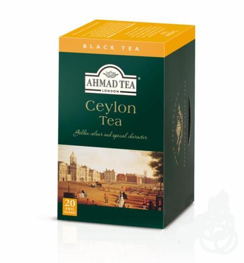 Juodoji arbata CEYLON TEA, 100g