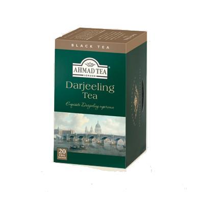 Juodoji arbata AHMAD TEA DARJEELING TEA, 20*2g